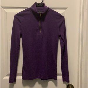 Ralph Lauren Quarter Zip Sweatshirt